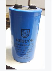 Rescon Electrolytic Capacitors