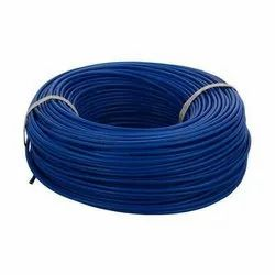 Color: Blue PVC Electric Cables, House Wiring, Wire Size: 90 Mtrs