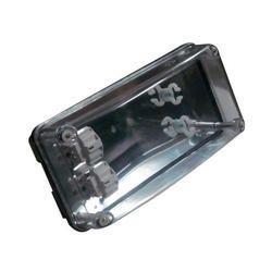 Solar LED Plastic Street Light Housing
