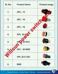 Control Panel Board Accessories