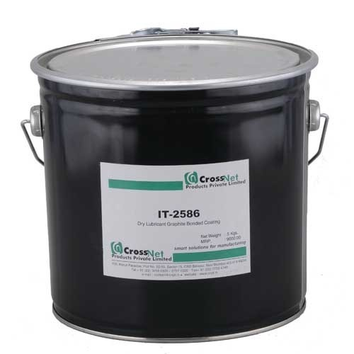 Dry Lubricant Graphite Bonded Coating Grease