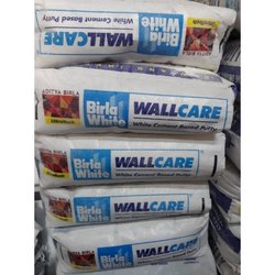 Birla White Wallcare Putty, Packaging Type: Bag, Packing Size: 40 Kg