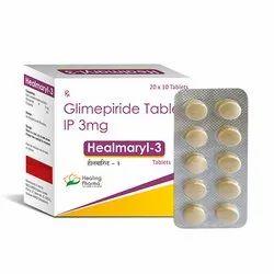 Healmaryl 3 - Glimepride 3mg