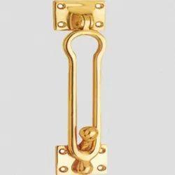Brass Door Guard