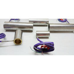SS Sleeve Type Coil Heater