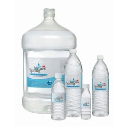 FMCS Certification for Packaged Natural Mineral Water