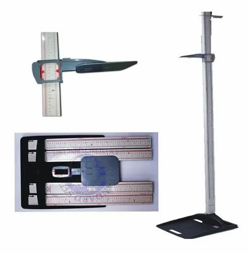 Medical Scale - Portable Stadiometer Exporter from Ambala