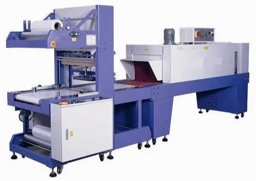 Semi Automatic Shrink Packaging Machine