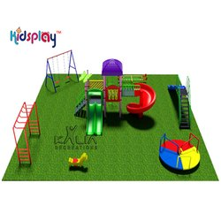 Titanium Kidsplay Outdoor Playground Equipment