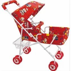 6ce829145 Red Nanne Munne Super Deluxe Baby Prams