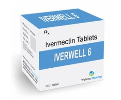 Iverwell-6 Ivermectin 6mg Tablets