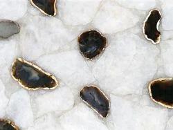 Jacuzzi Quartz Gemstone Slab