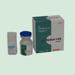 Ceftodus-125 Injection