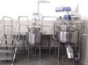 Toothpaste Manufacturing Plant