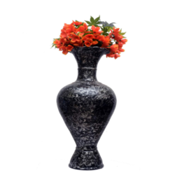 Glorify Antique Fiber Handcrafted Vase