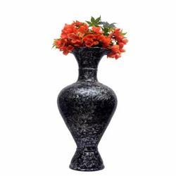Glorify Antique Fiber Handcrafted Vase
