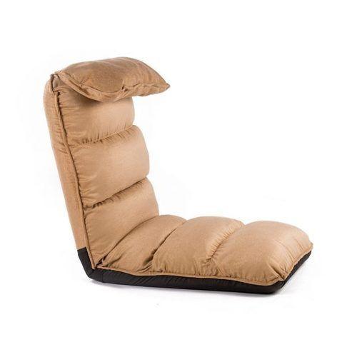 Brown Soffino Single Futon Sofa Bed Warranty 1 Year