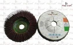 2 in Disc Dia Non-Woven Finishing Disc Aluminum Oxide Standard Abrasives 17 Units 12000 RPM