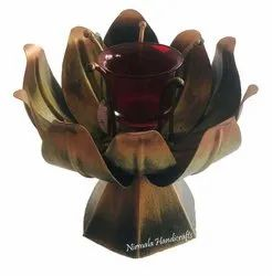 Iron Flower Candle