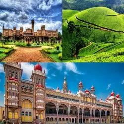 Packages Tour Mysore Ooty Coorg Tour