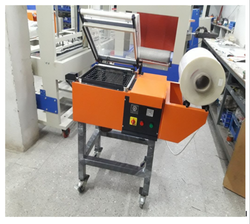 Fully Automatic L - Selaer With Conveyor, Power: 2.9 kW/hr