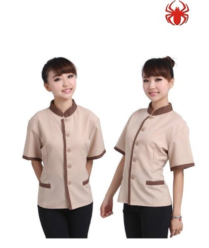 Sirasala Female Housekeeping Uniforms for Women, Size: Large and XL