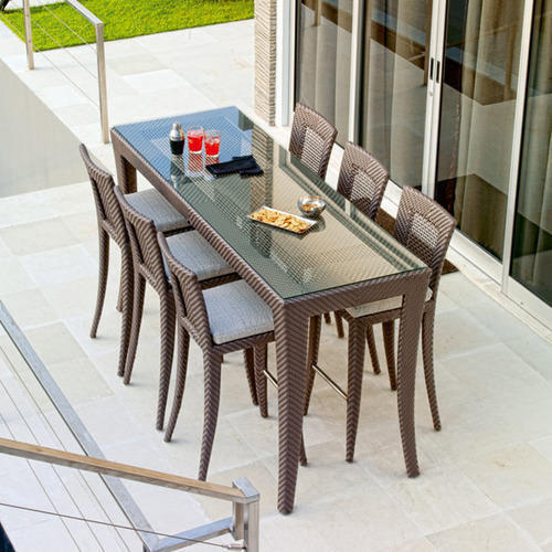 Wicker Bar And Cafe Furniture Outdoor