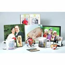 Plastic And Metal Printed Personalized Photo Gifts