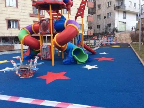 Childrens Play Area outdoor Flooring