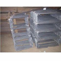 Steel Cut & Bend TMT Bars, Length : 12 Meter