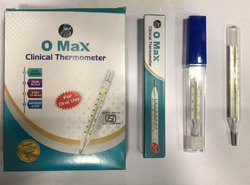 O Max Clinical Mercury Thermometer