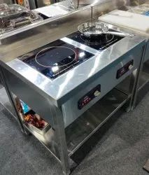 Two Burner Induction Range