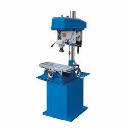 Mild Steel 25 mm Milling Cum Drilling Machine, Warranty: 1 year, Model: ZX 7025