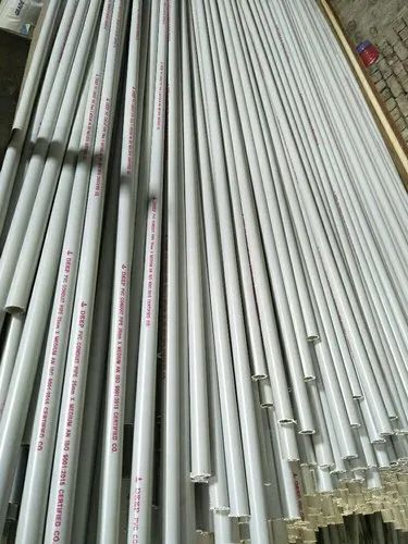 Pvc Pipes For Electrical Wiring 25 Mm Electrical Pvc Conduit Pipe Manufacturer From Varanasi