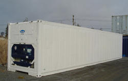 Portable Refrigerated Container