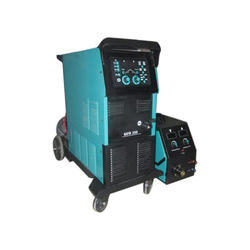 Automatic 400-500 A Synergic MIG Welding Machine