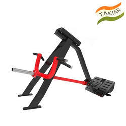 Free Weight T Bar Machine