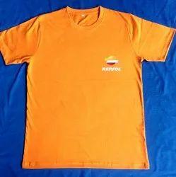 Cotton Unisex Corporate T.Shirts