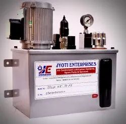 Automatic Lubrication Unit With FS And PS
