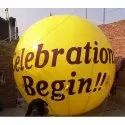 Printed Air Advertising Balloons