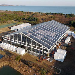 Outdoor Aluminum Frame Tent