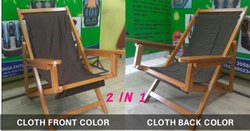Outdoor Wooden  Folding Chair