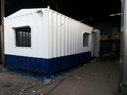 Industrial Portable Cabin