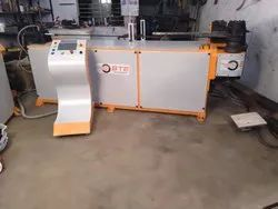BTE NC Semi Automatic Tube Bending Machine, For Industrial, Upto 350 Mm