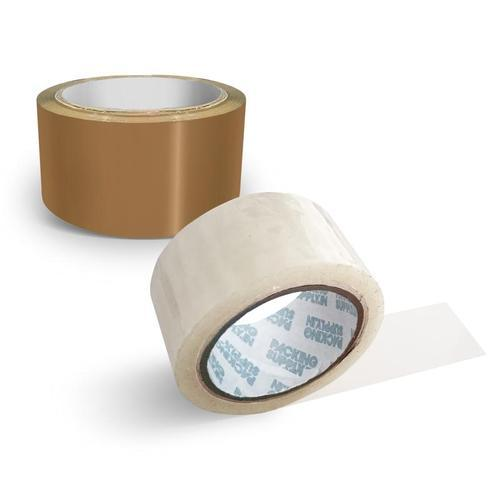 Single Sided BOPP Tape, Packaging Type: Box, for Packaging