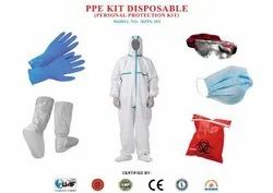 Personal Protective Kit For Covid -19