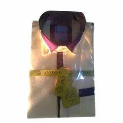 D-Ziree Plain Mens Fancy Cotton Shirt