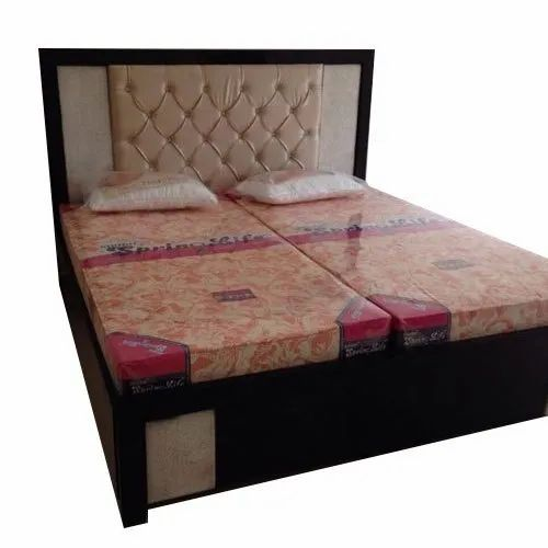 Crown Bedroom Wooden Double Bed Size 6x6 Feet Rs 18000 Piece Crown Moulding Co Id 22169486388