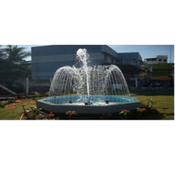 Decorative Outdoor Fountain