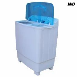 INB 7.5 kg Semi Automatic Washing Machine